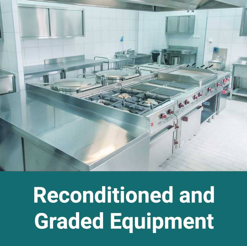 Reconditioned Catering Equipment